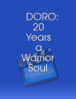 DORO 20 Years a Warrior Soul