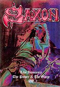 Saxon Live Innocence The Power of the Glory