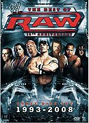 WWE The Best of RAW 15th Anniversary 1993 2008