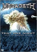 Megadeth That One Night Live in Buenos Aires