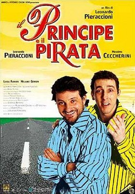 Principe e il pirata, Il download