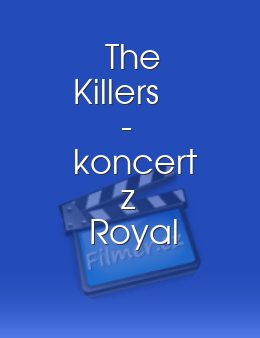 The Killers koncert z Royal Albert Hall