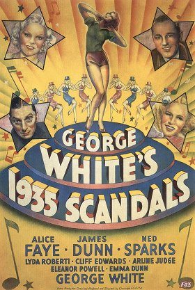 George Whites 1935 Scandals