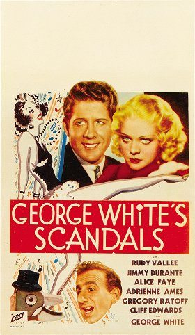 George Whites Scandals