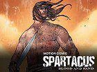 Spartacus Blood and Sand The Motion Comic
