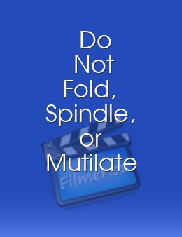Do Not Fold Spindle or Mutilate