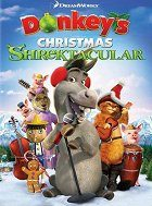 Donkeys Christmas Shrektacular