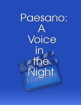 Paesano A Voice in the Night