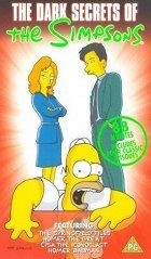 The Simpsons Dark Secrets video kompilace