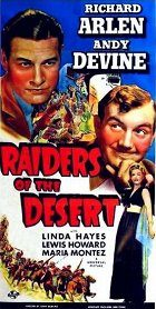 Raiders of the Desert