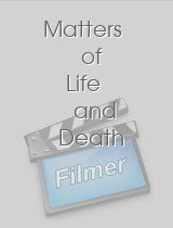 Matters of Life and Death download