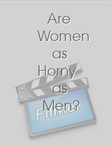 Are Women as Horny as Men?