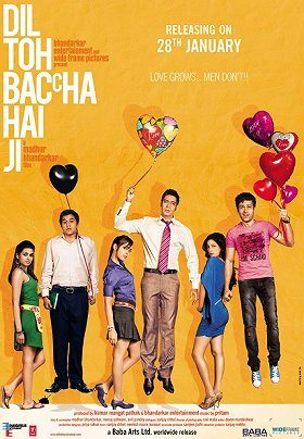 Dil Toh Baccha Hai Ji download