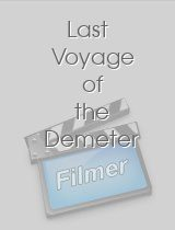 The Last Voyage of Demeter download