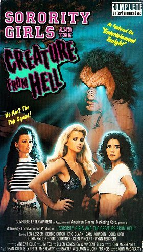 Sorority Girls and the Creature from Hell