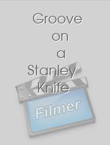 Groove on a Stanley Knife