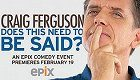 Craig Ferguson Does This Need to Be Said?
