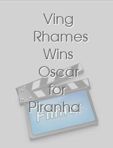 Ving Rhames Wins Oscar for Piranha 3D