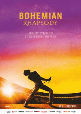Film Bohemian Rhapsody 2018 / mp4 / cz. dab.