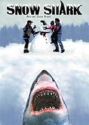 Snow Shark Ancient Snow Beast