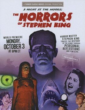 A Night at The Movies Horrors of Stephen King