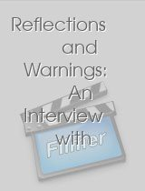 Reflections and Warnings An Interview with Aaron Russo