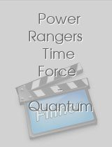 Power Rangers Time Force Quantum Ranger Clash for Control