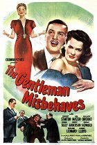 The Gentleman Misbehaves