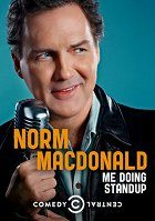 Norm Macdonald Me Doing Standup