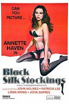 Black Silk Stockings