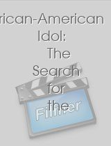 African-American Idol: The Search for the Next Black Leader