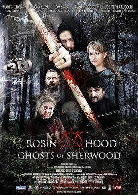 Robin Hood Ghosts of Sherwood