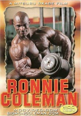 Ronnie Coleman - The First Training Video