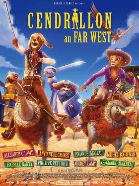 Cendrillon au Far West