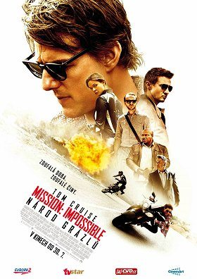 Mission: Impossible - Národ grázlů
