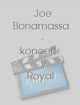 Joe Bonamassa koncert v Royal Albert Hall