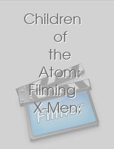 Children of the Atom Filming X-Men First Class