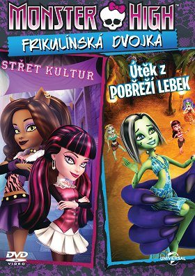 Monster High: Útěk z Pobřeží lebek download