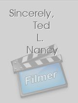 Sincerely, Ted L. Nancy