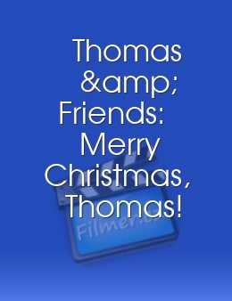 Thomas & Friends Merry Christmas Thomas!
