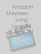 Amazon Universe Long Legged Girls