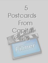 5 Postcards From Capital Cities