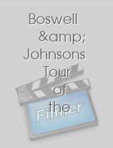 Boswell & Johnsons Tour of the Western Islands