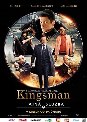 Kingsman: Tajná služba download