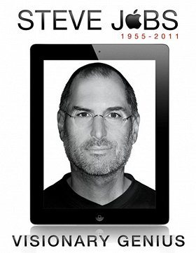 Steve Jobs Visionary Genius