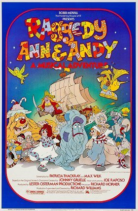 Raggedy Ann & Andy A Musical Adventure