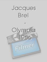 Jacques Brel - Olympia 1966