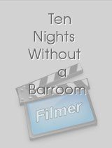Ten Nights Without a Barroom