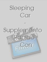 Sleeping Car - Supplemento Rapido Con Cadavere