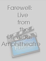 Farewell: Live from the Universal Amphitheatre Halloween 1995